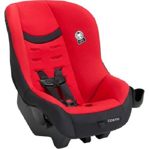 Purchase Cosco Scenera Next Convertible Car Seat with Cup Holder Candy Apple Red (Candy Apple)