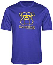 CollegeFanGear Kettering Performance Royal Heather Contender Tee 'Primary Mark'