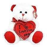 KINREX Happy Mother's Day Stuffed Teddy Bear Animal Gifts Birthday 11.81