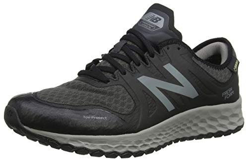 New Balance Fresh Foam Kaymin Gore-Tex, Scarpe da Trail Running Uomo, Nero Black, 42.5 EU