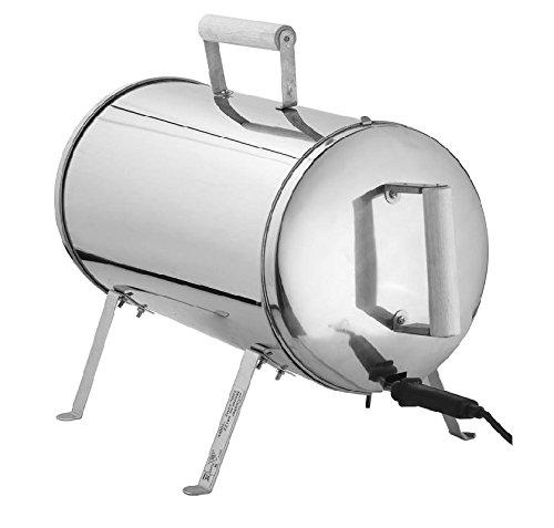 KOBE Tischräucherofen Smoker Grill 1100W, 18