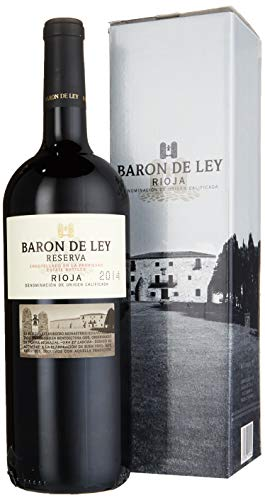 Baron de Ley Tempranillo 2014 trocken (1 x 1.5 l)