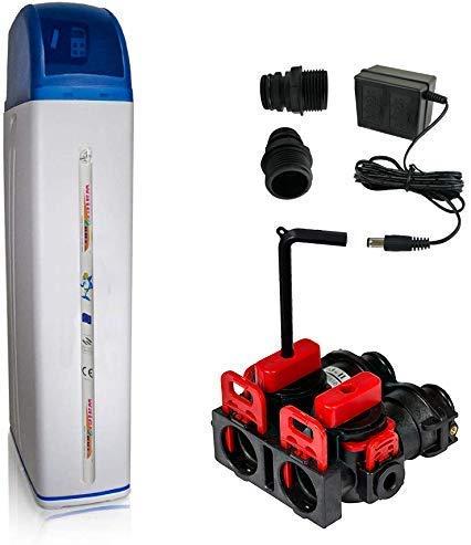 Water2Buy W2B780 Wasserenthärter | Wasserenthärtungsanlage für 1-10 Personen | Enthärtungsanlage Entkalkungsanlage
