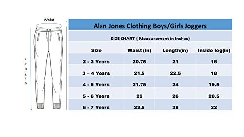 Alan Jones Clothing Boy's Regular Fit Track pants 6 41h45TiI pL. SL500