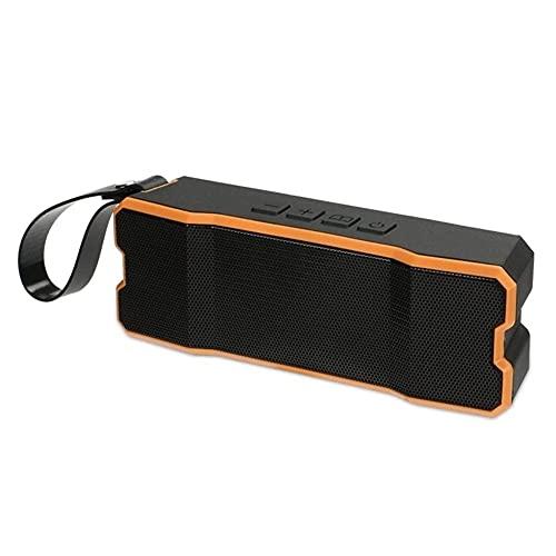 ZHBH Mini Altavoces portátiles Bluetooth con Sonido Superior de 10 w Micrófono Incorporado Emparejamiento estéreo Altavoz inalámbrico Resistente al Agua Ipx4 Le Brinda una Experiencia excelente