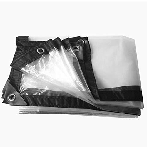 SACYSAC transparant poncho PVC-zacht plastic luifelvenster voorruit weerbestendig zeil