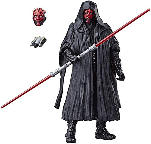 Hasbro Star Wars E4041ES1 The Black Series Archive Figure Darth Maul, 5,1 x 16,2 x 24,8 cm
