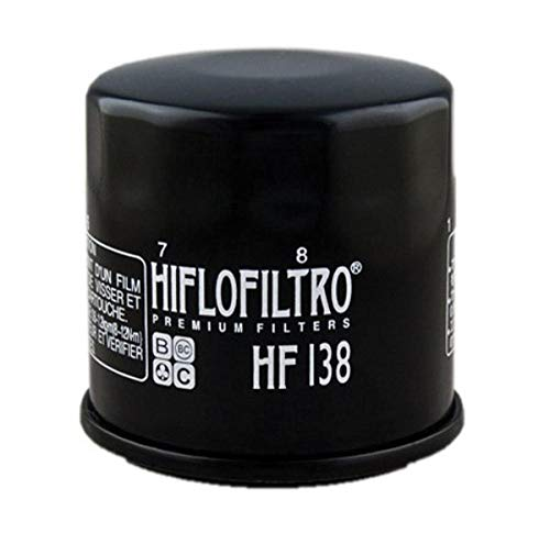 HifloFiltro HF138 Filtro para Moto