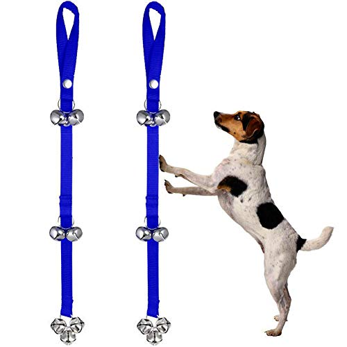 Dog Training Bell for Door, Set of 2 $5.94 (40% OFF Coupon)