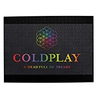 コールドプレイ Coldplay A Head Full of Dreams2 500ピースジグソーパズル 大人向け 減圧玩具 家の装飾 パズル 人気 パズルゲーム 知育おもちゃ
