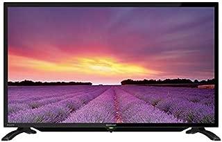 Sharp 32 HD READY LED TV LC32LE280X DVB-T2 (With USB Video/Photo/Music), Black