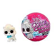 L.O.L. Surprise! Colour Change Surprise Pets. Adorable Pet with 6 Surprises to unbox, Fun Colour Cha...