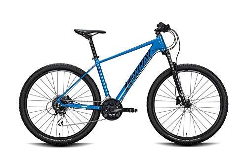 ConWay MS 427 Herren Mountainbike Fahrrad Blue/Black 2020 RH 41 cm / 27,5 Zoll