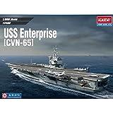 1/600 USS Enterprise [CVN 65] #14400 ACADEMY Hobby Model Kits