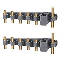 交換が簡単 2ピース範囲信号ブースター距離拡張アンテナFor Mavic 2 For PRO Z-oom For Spark Air For Mini For Phantom 3ドローンコントローラアクセサリークアドコプターアクセサリー(カラー:シリコーン) 屋外製品 ( Color : Silicone )