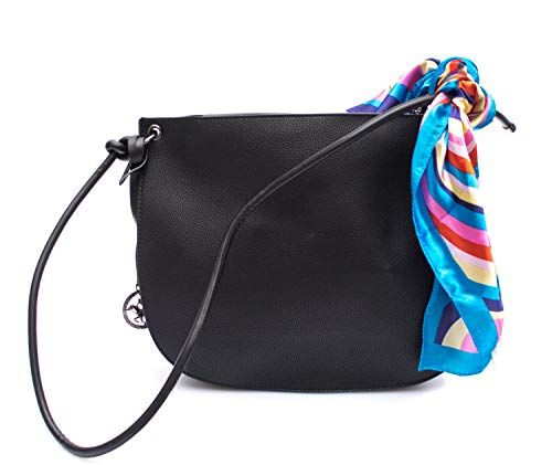 BEVERLY HILLS POLO CLUB Bolso mujer janice shoulder bag Negro Talla única