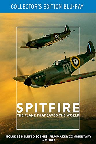 Spitfire: The Plane that Saved the World (Collector's Edition) [Blu-ray]