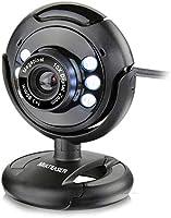 Webcam Multilaser Plug E Play 16mp Nightvision Microfone
