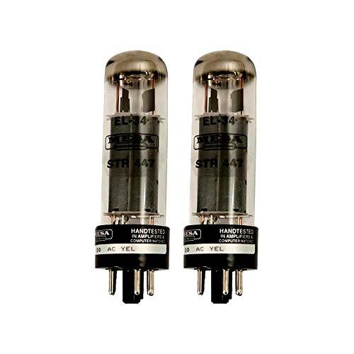 Mesa Boogie Power EL34 STR-447 · Válvulas