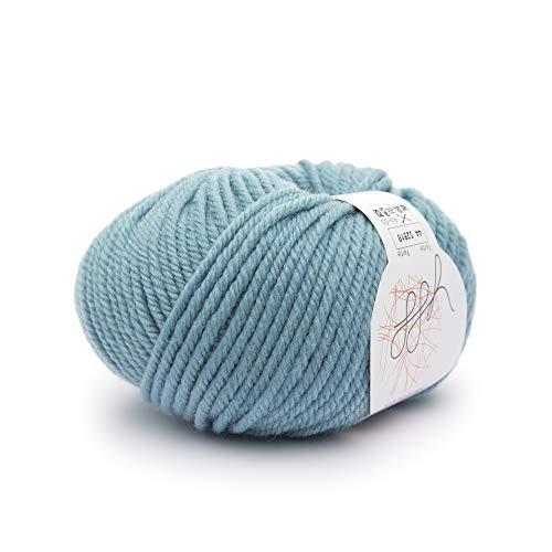 ggh Sportlife - 044 - Azul ártico - Lana nueva para tejer y hacer ganchillo