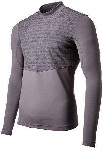 Under Armour Men's ColdGear Polartec Mock Shirt