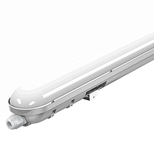SMD LED 18 Watt vasche magazzino tubo soffitto...