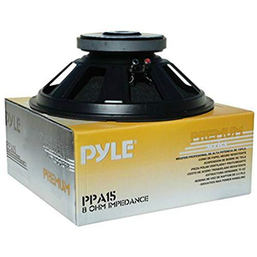 1 WOOFER PYLE PPA15 Haut-Parleur 38,00 cm 380 mm 15\