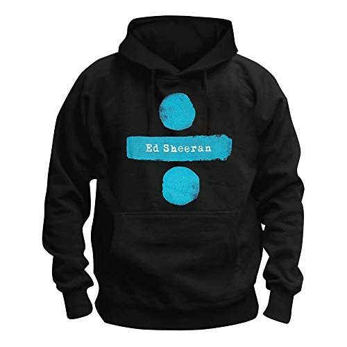Ed Sheeran - Divide - Logo - Negro - Kapuzenpullover/Sudadera