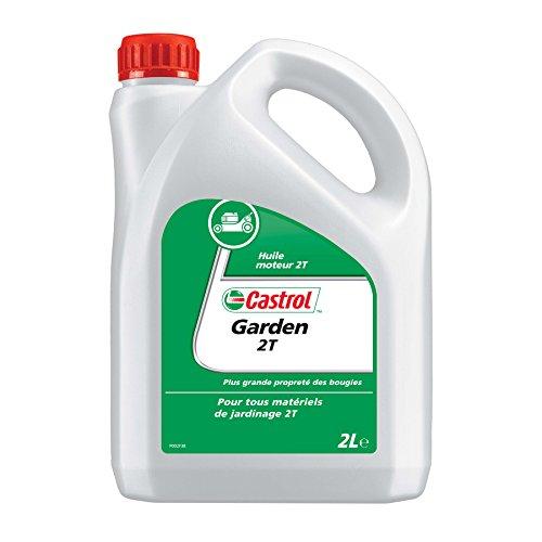 Castrol 055912lubricante Garden 2T, 2L