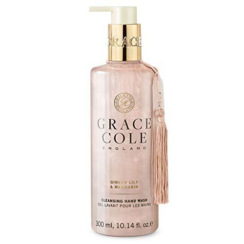Grace Cole Ginger Lily & Mandarin Hand Wash 1 x 300ml