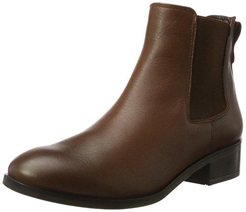 ALDO Damen MEAVEN Chelsea Boots, Braun (Cognac), 38 EU