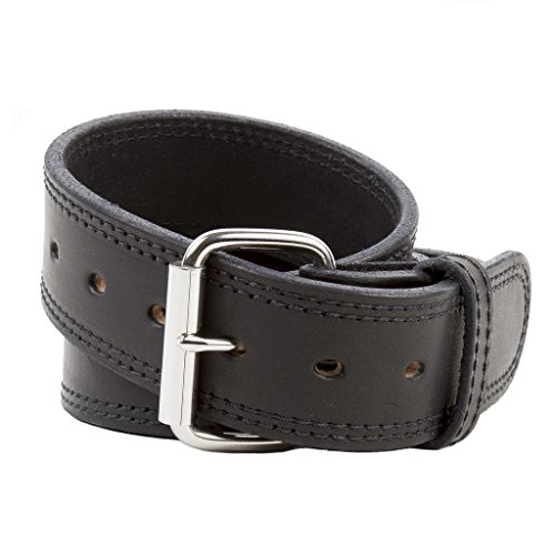 The Colossal Concealed Carry Leather Gun Belt -1 3/4 in Duty Belt - Made in USA