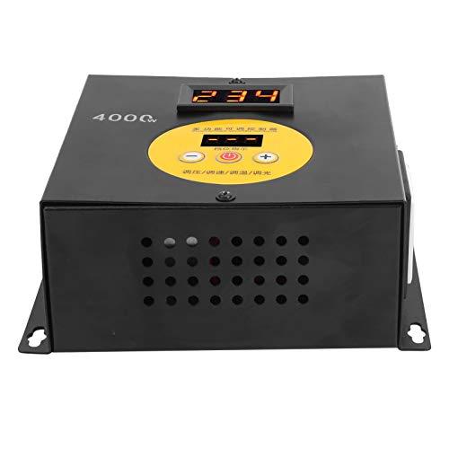 Regulador de voltaje Controlador Pantalla digital Interruptor de control de velocidad(European standard AC220V)