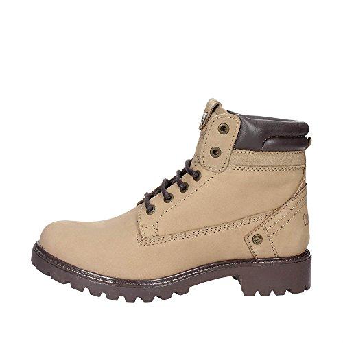 Wrangler Creek Zapatos con cordones para mujer, de piel, color pardo, color Marrón, talla 41 EU Schmal