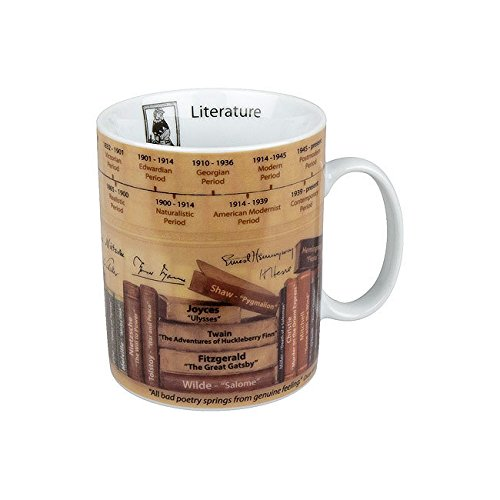 Könitz Mug Literature