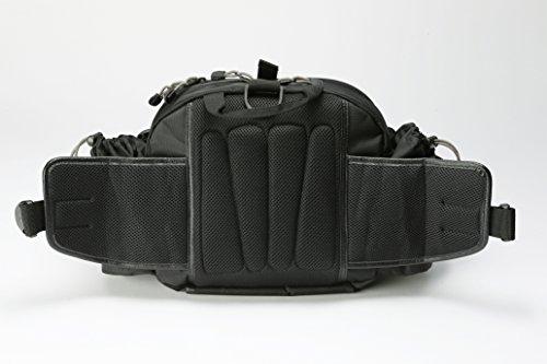 タナックス(TANAX)ヒップバッグモトフィズ(MOTOFIZZ)デジバッグプラスブラックMFK-204(容量10ℓ)
