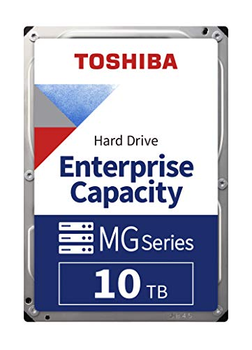 "Toshiba MG06ACA10TE Disque dur interne 3.5"" 10 To SATA III"