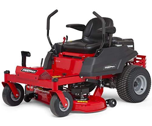 Brand Snapper ZTX110 Zero-Turn ride-on mower (107cm cut)
