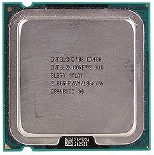 Intel Core 2 Duo E7400 2.8GHz 1066MHz 3MB Socket 775 Dual-Core CPU
