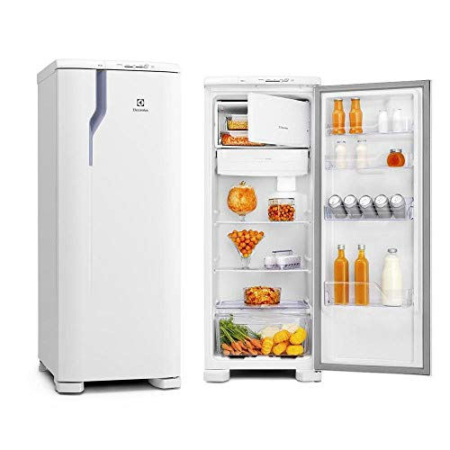Refrigerador Degelo Prático  240L Cycle Defrost Branco (RE31) Electrolux