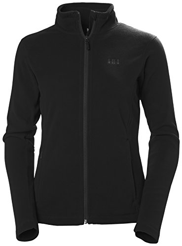 Helly Hansen Damen W Daybreaker Fleecejacke, 991 Black, L