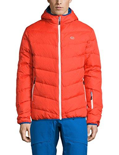 Ultrasport Advanced Chaqueta de plumas de montaña/deportes de invierno para hombre Mylo, chaqueta de esquí, chaqueta de snowboard, chaqueta acolchada, chaqueta de invierno