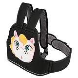 Ceinture de sécurité pour enfant harnais de sécurité pour motos pour enfants de haute résistance, harnais de ceinture de sécurité réglable pour voiture électrique pour garçons filles(#2)