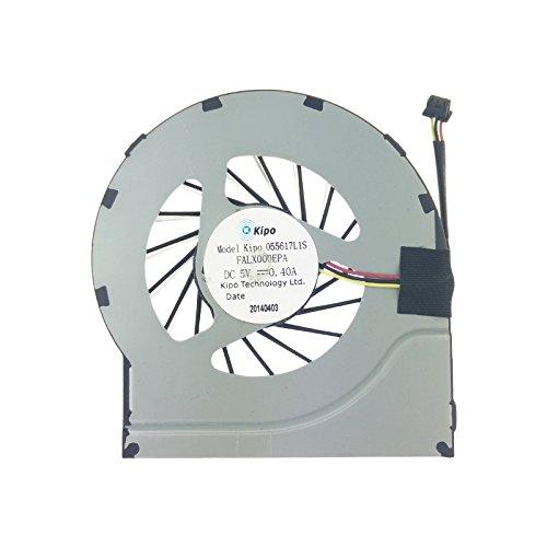 Ventola HP - 637610-001 per HP-Compaq Pavilion dv6-3000 | DV6-4000 | dv7-4000 compatibile con 637609-001