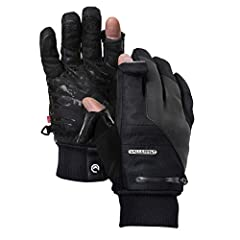 100% MERINO WOOL INNER and THINSULATE: Designed to keep you warm in Deep Winter Conditions with a merino wool inner and an additional layer of Thinsulate Insulation. Nature's best weapon against the cold, Merino wool ensures a fitted and warm glove o...