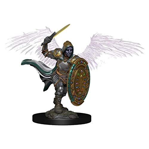 WizKids Dungeons & Dragons Icons of The Realms Premium Miniatures Figure: Aasimar Paladin (Male)