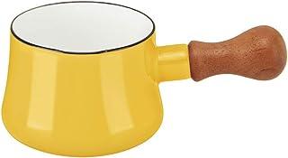Dansk Yellow Kobenstyle Butter Warmer, 1.45 LB