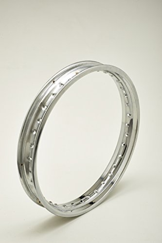 Llanta de acero cromado cromado cromado Steel Wheel Rim 1,60 x 18 36 agujeros