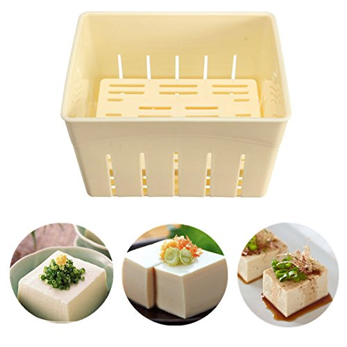 Bazaar Box der Hersteller von Käse Form Soja Hausgemachte DIY Soja Kunststoff Rahmen, vor die Maschine Cuajada