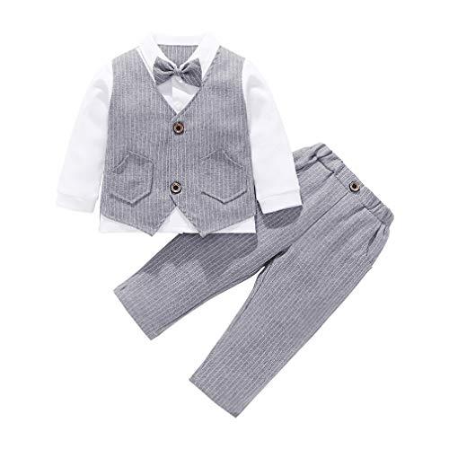 Opiniones de Pantalones de traje para Niño los más recomendados. 10